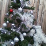 Another fake Xmas tree