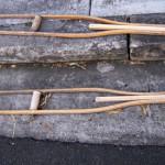 Dead crutches