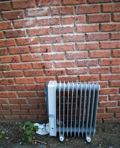 A deadoil heater
