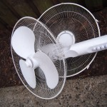 Another dead fan