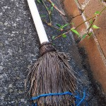 Another dead broom