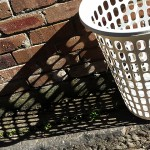 Another dead laundry basket