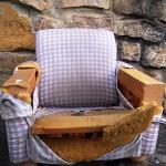 Another dead armchair