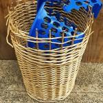 More dead laundry baskets