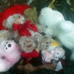Dead teddies
