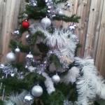 Another fake Xmas tree