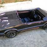 A dead car