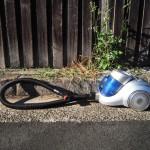 Dead vacuum cleaner