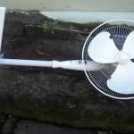 Another dead fan