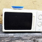 Another dead microwave oven
