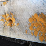 A dead mattress